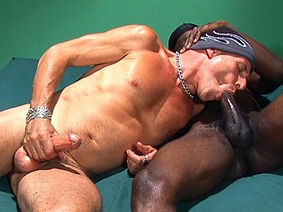 Bi Interracial Fucking
